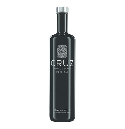 Best price for CRUZ Vintage Black Vodka