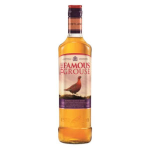 Lowest Price on Famous Grouse Whisky