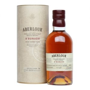 Aberlour A'Bunadh Scotch Whisky