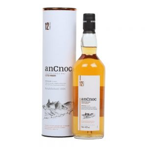 Ancnoc 12 Year Old Whisky