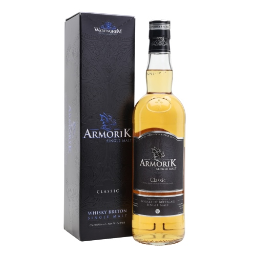 Armorik Classic Breton Single Malt Whisky