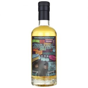Balmenach 15Yo Boutiquey Speyside Single Malt Scotch Whisky