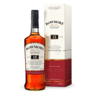 Bowmore – 15 Year Old Single Malt Whisky