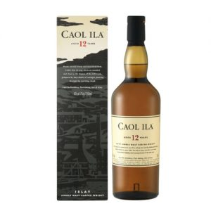Best price for Caol Ila 12 whisky