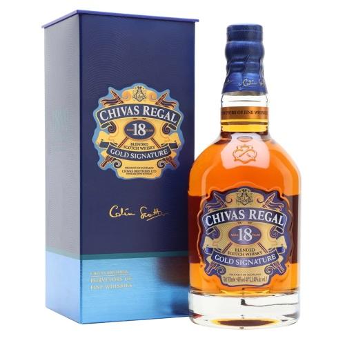 Best deal on Chivas Regal 18Yr Whisky