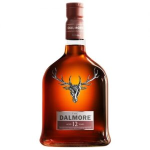 Price special on Dalmore 12 year whisky