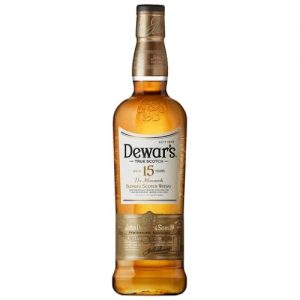 Special price on Dewars 15 Yr Whisky