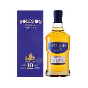 Three Ships 10Yo Single Malt Whisky