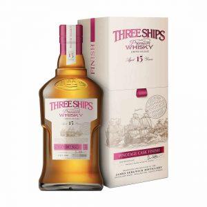 Three Ships 15Yo Pinotage Oak Whisky