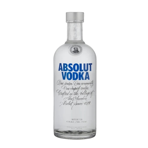 Best price for Absolut Vodka